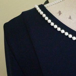 Nina Leonard Dresses - NWT blue beauty
